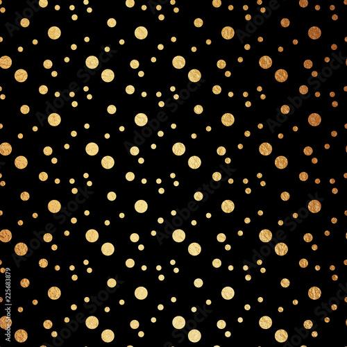 Fototapeta Luxury Gold Pattern Backgrounds