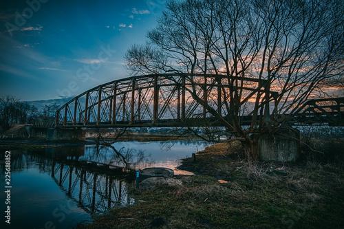 Stary most kolejowy