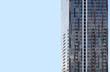 glass window architecture build background - 225722404