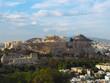 Athen - Stadtpanorama und Akropolis
