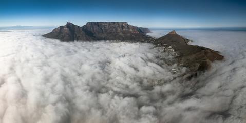 Cape Town aerial views © Janik Alheit