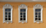 Details of ancient European architecture - 225874429
