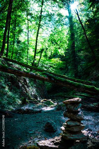 Trockener Fluss © Sebastien