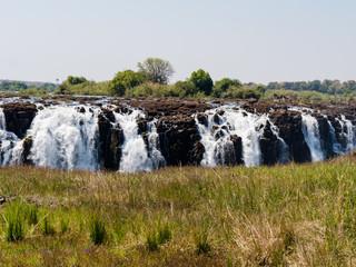 Victoria Falls, Zimbabwe © mstarling