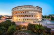 Quadro Kolosseum in Rom, Italien