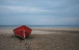 Boot am Strand - 225927623