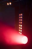 rays of light illuminate the scene - 225930817
