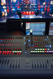 sound equipment at the concert - 225937036