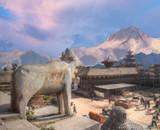 Durbar Square in Bhaktapur - 225938292