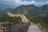 View of the great Chinese wall - 225939887