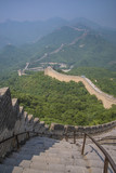 View of the great Chinese wall - 225940284