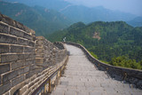 View of the great Chinese wall - 225940478