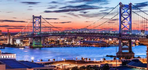Ben Franklin Bridge  © Justin