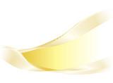 金色のラインの背景素材