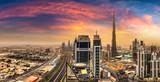 Aerial view of downtown Dubai © Sergii Figurnyi