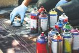 Graffiti uliczna sztuka