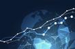 connessioni, internet, web, rete, triangoli, - 226055256