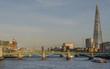 Quadro Rio Támesis a su paso por Londres, Reino Unido