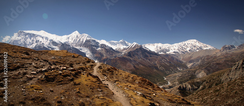 Annapurna Range - 226091432