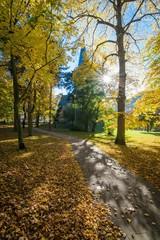 Herbst in Thale im Harz