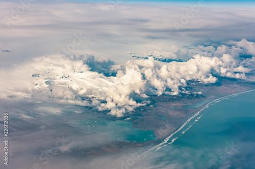 Flying over Iceland - 226112826