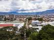 Beautiful aerial view of San Jose Costa rica - 226128693