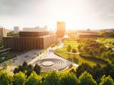 Katowice Strefa Kultury z powietrza - 226185431