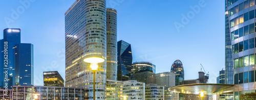 Les tours de La Défense Paris - 226209038
