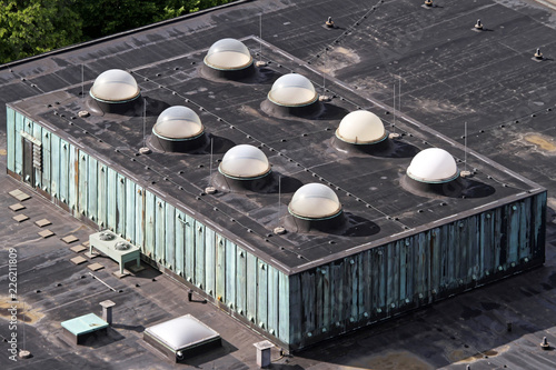 Foto Murales Skylight Roof Windows