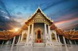 Monk prayers to buddha - 226224051