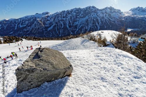 Kurort w Alpach, Włochy