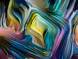 Colorful Paint in Motion - 226283219
