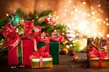 Christmas gift boxes - 226291836