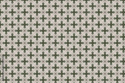 seamless floral pattern - 226305252