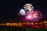 Clifden Quay Fireworks
