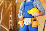Construction worker with tools - 226330467