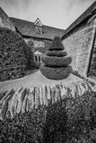 old cottage in the cotswolds broadway worcestershire england uk