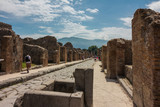Old Pompeii ruins, Italy