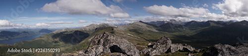 Fjord Panorama - 226350293