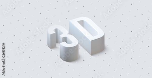 3D wallpaper - 226358240
