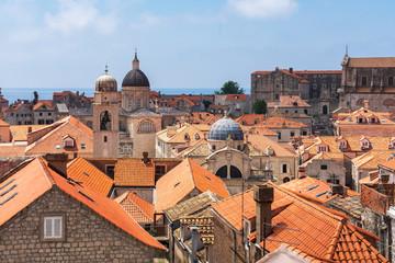 Altstadt von Dubrovnik © wilfriedb