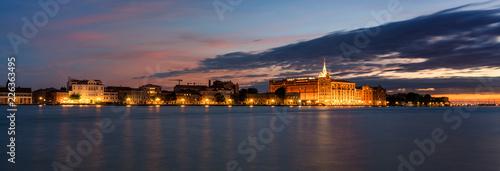 Cityscape of Venice.