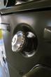Detail Tankeinfüllstutzen stutzen tank oldtimer altes auto pkw
