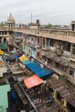 Delhi Slum Indien