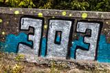 303 Graffito Sachbeschädigung