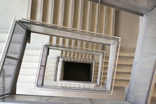 Foto Murales stairs