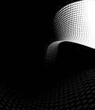 Background Composition, Web Template (Halftone) Design