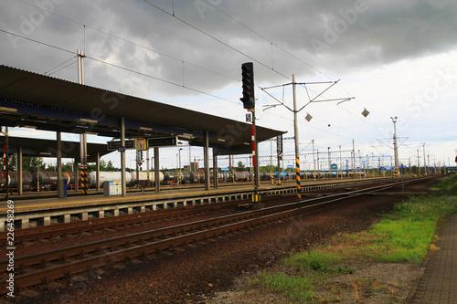 Ostrava train station