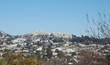 St Paul der Vence  neige - 226517813