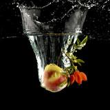 Apfel Hagebutte Tee